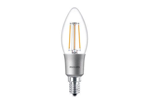 Philips Classic LEDCandle 2.7W-25W E14 B35 827 CL Dimbaar