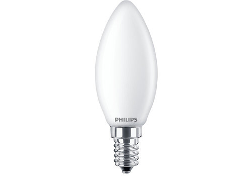 Philips Classic LEDCandle 4.3W-40W B35 E14 827 FR ND