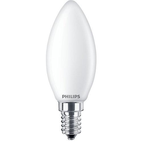 Philips Classic LEDCandle 4.3W-40W B35 E14 827 FR ND