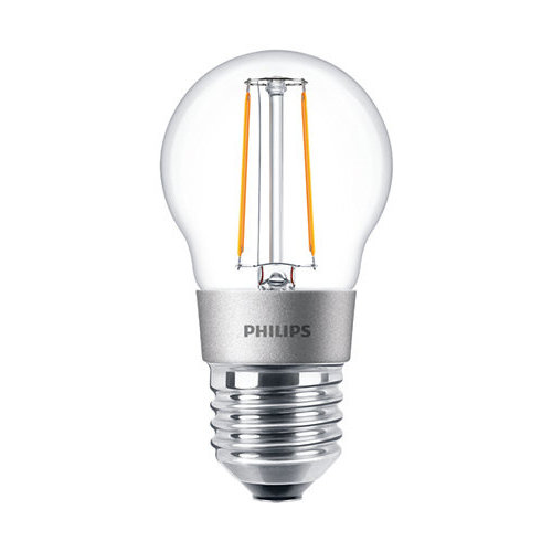 Philips Classic LEDLuster 2.7W-25W E27 P45 827 CL Dimbaar