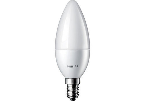 Philips CorePro LEDCandle 5.5W-40W E14 B35 827 FR ND