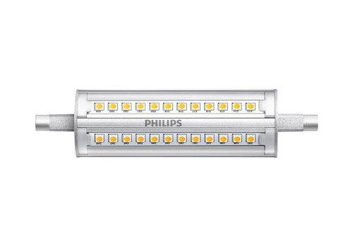 Philips CorePro LEDLinear R7s 14W-100W 830 Dimbaar 118mm