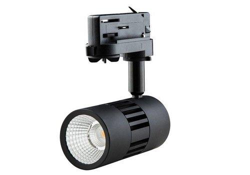 LED ColourPunch spot zwart