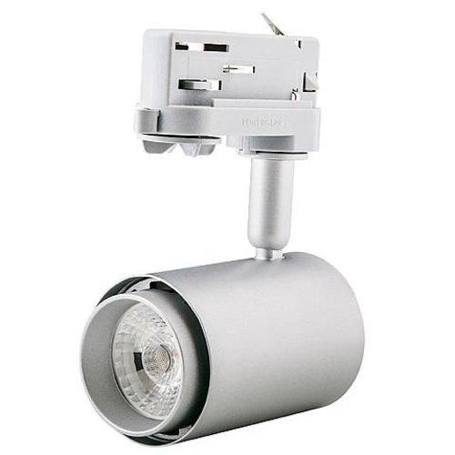 LED ColourDrop spot zilver