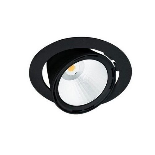 Lival Lean Downlight Zwart