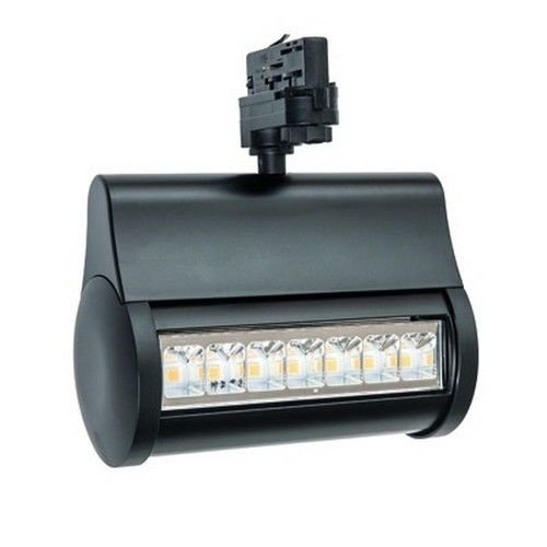 LED WallWash Railspot Zwart
