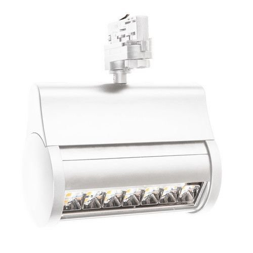 LED WallWash Railspot Wit