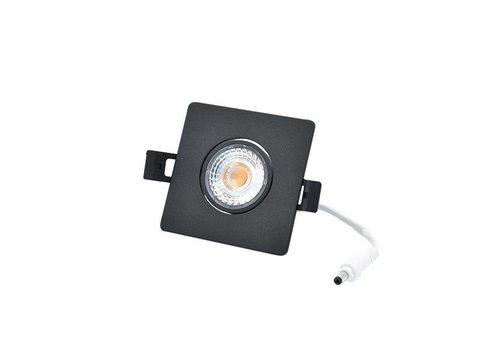 Interlight Camini Downlights LED Kantelbaar Vierkant
