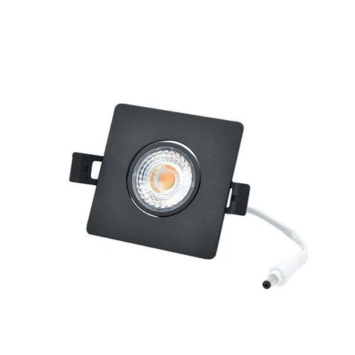 Camini Downlights LED Kantelbaar Vierkant