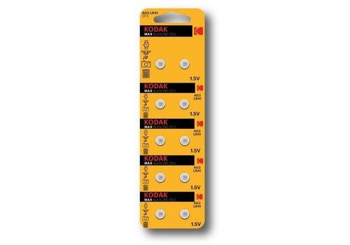 LR41 Knoopcel 1.5V 10-pack