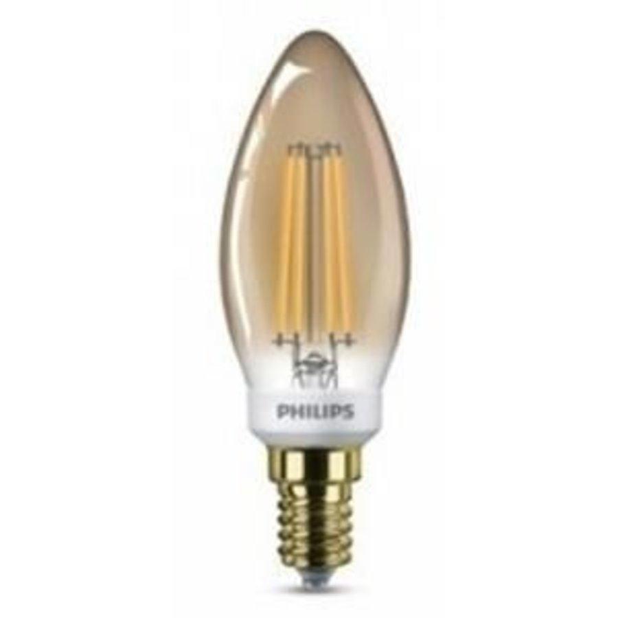 LED KAARS E14 5W FILAMENT FLAME BLISTER-2