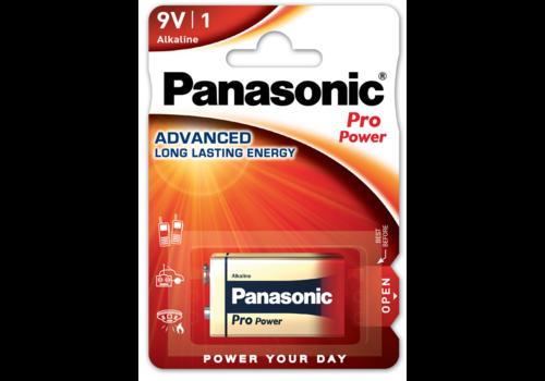 Panasonic 6LR61 9V Pro Power