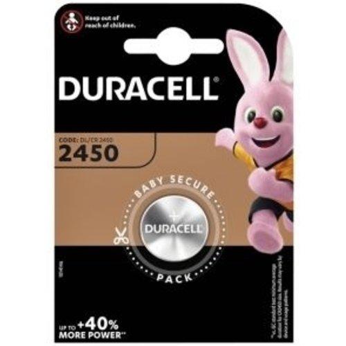 Duracell Lithium CR2450 3V blister 1