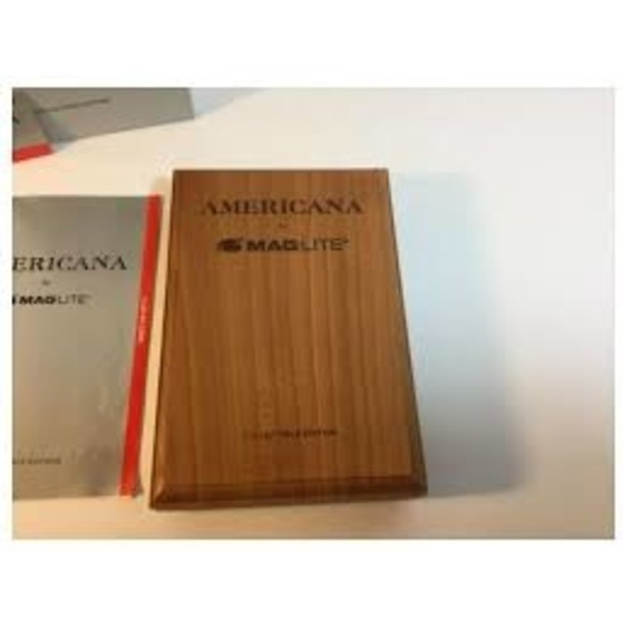 Americana collectors item 3 x Mini AA-2