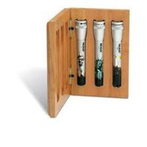 Maglite Americana collectors item 3 x Mini AA