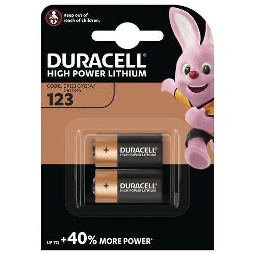 Duracell Lithium