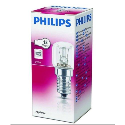 Philips BAKOVEN LAMPJE 15W E14 Helder