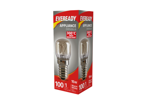 Eveready OVENLAMPJE 15W E14 300ºC