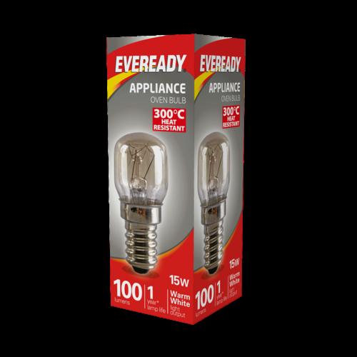 Eveready OVENLAMPJE 15W E14 300ºC