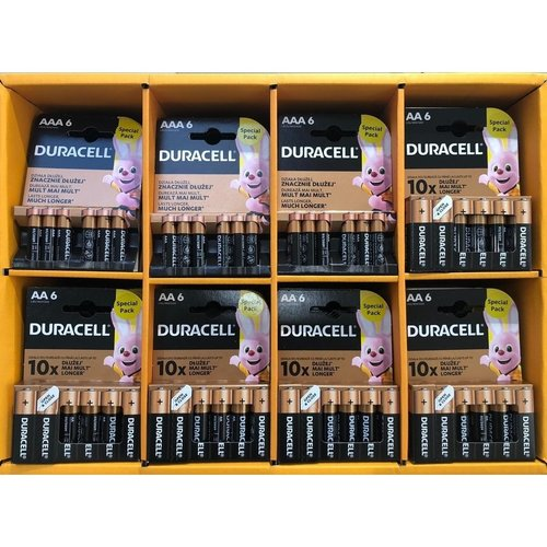 Duracell Displays