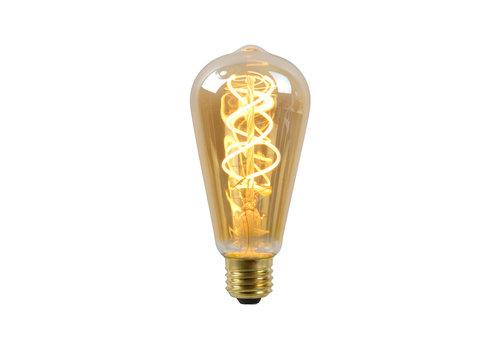 Lucide LED Edison - Filament lamp Dimbaar Amber