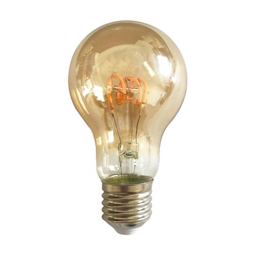 Blinq88 LED Normaal 4W - Filament lamp Dimbaar Amber