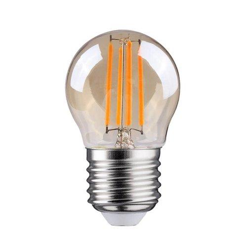 Blinq88 LED Kogel E27- 4W - Filament Lamp Amber