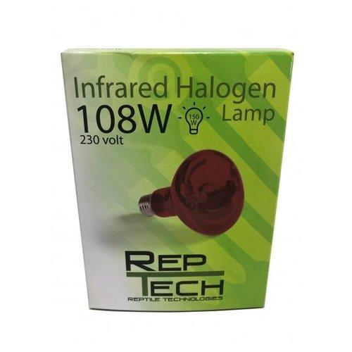 RepTech Infrarood Halogeen Lamp 108W