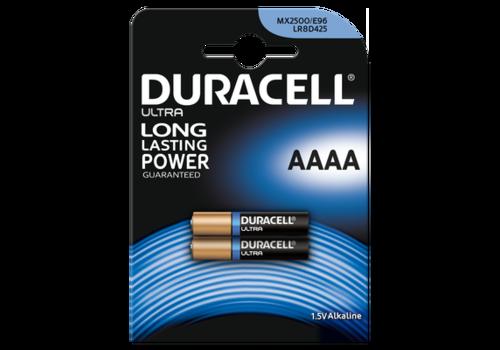 Duracell LR61 AAAA Ultra 2-pack
