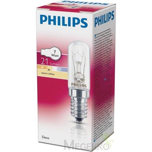 Philips GLOEILAMP BUIS 7W E14 Helder