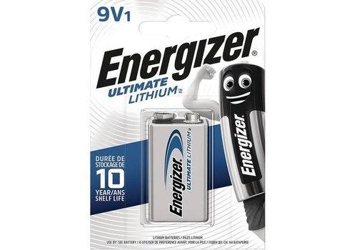 Energizer Lithium 9V/L522 blister 1