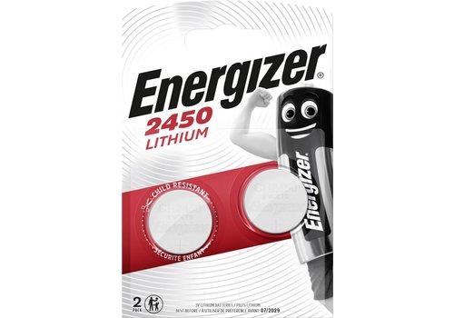 Energizer CR2450 3V 2-pack