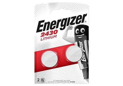 Energizer CR2430 3V 2-pack