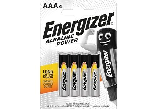Energizer LR03 AAA Alkaline Power
