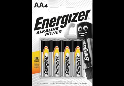 Energizer Alkaline Power AA blister 4