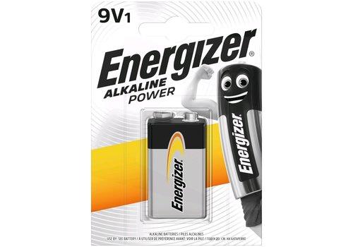 Energizer 6LR61 9V Alkaline Power