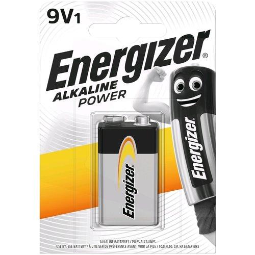 Energizer Alkaline Power 9V blister 1