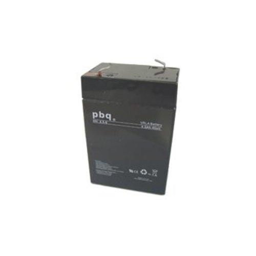 Loodaccu 6V/4,5Ah pbq 4.5-6 General Use LF