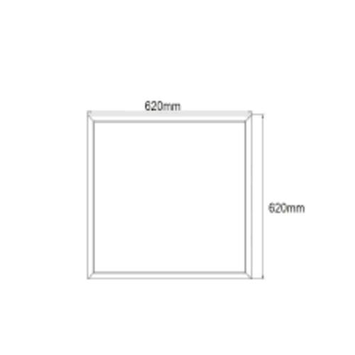 LED Panelen 62x62