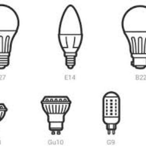 Zoek op lampvorm