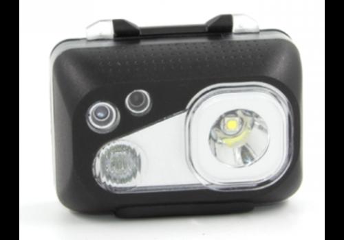 Led hoofdlamp 5W IP67 oplaadbaar 2700K