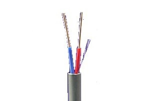 4x0.8 mm² wandkabel TEL YRMB Dca 100m doos