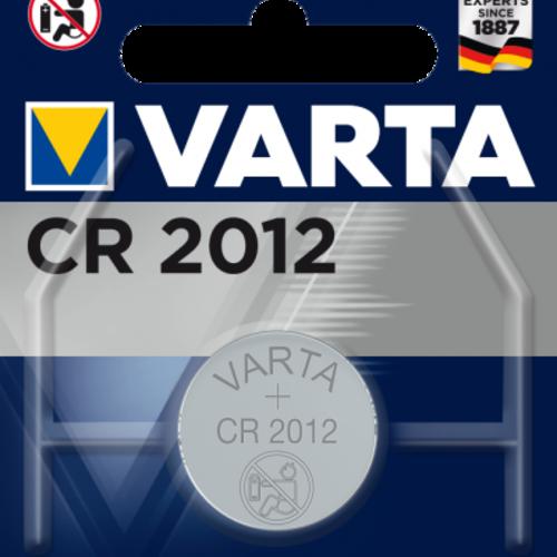2012 (3 volt)