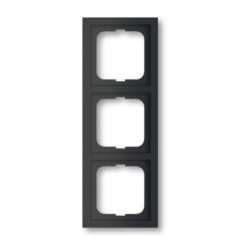 afdekraam 3V F-mat zwart 1723-885K