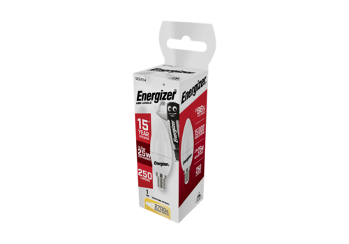 Energizer Kaars 3,3W(25W)/E14 250LM S8845