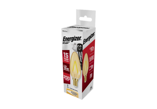 Energizer GOLD Kaars 2,6W(16W)/E14 150LM S12861