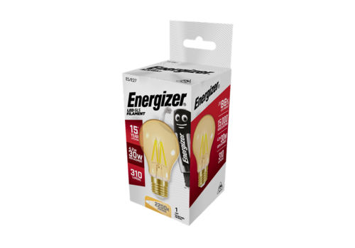 Energizer GOLD Normaal 4W(30W)/E27 310LM S12860