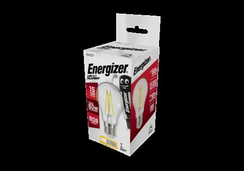 Energizer Normaal Filament 7,2W(60W)/E27 806LM DIMBAAR S12852