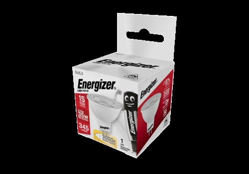 Energizer Spot 4,5W(35W)/MR16 345LM S8832