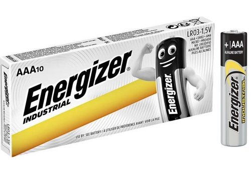 Energizer LR03 AAA Industrial EN92